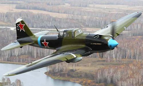 """Chiếc cường kích """"tự chữa lành vết thương"""" của Liên Xô 1"""