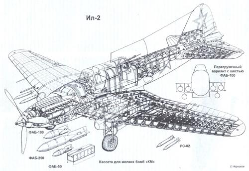 """Chiếc cường kích """"tự chữa lành vết thương"""" của Liên Xô 2"""