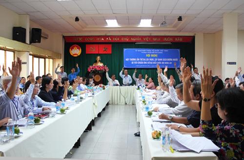 Ông Đặng Thành Tâm, Hoàng Hữu Phước bị loại khỏi danh sách ứng cử 1