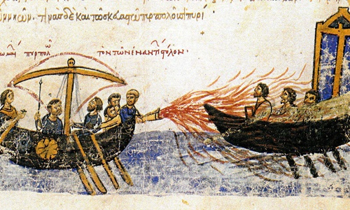 Những vũ khí gây kinh hoàng trên chiến trường cổ đại 3