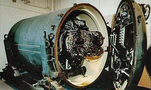 Kế hoạch dùng gà canh giữ vũ khí hạt nhân của Anh 1