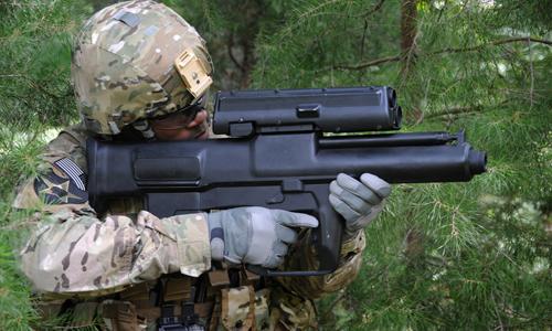 Kẻ trừng phạt - vũ khí tìm diệt mục tiêu sau công sự của Mỹ 1