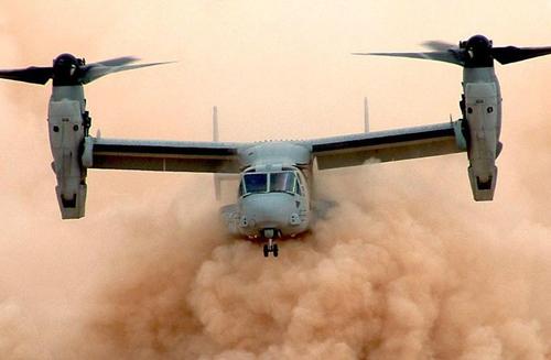 """V-22 Osprey - """"Chim ưng biển"""" thần tốc của quân đội Mỹ 3"""