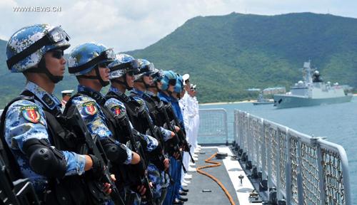 Bị cô lập vì Biển Đông, Trung Quốc quay sang lôi kéo Nga 1