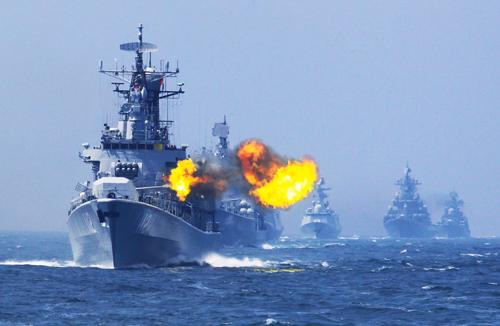 Bị cô lập vì Biển Đông, Trung Quốc quay sang lôi kéo Nga 2