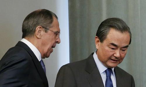 Bị cô lập vì Biển Đông, Trung Quốc quay sang lôi kéo Nga 3