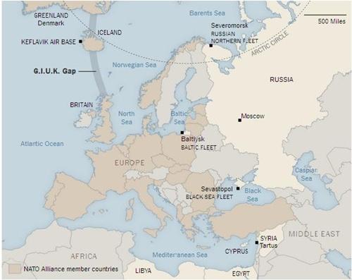 Tàu ngầm Nga thách thức vị thế thống trị đại dương của Mỹ 2