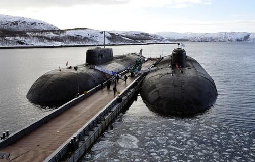Tàu ngầm Nga thách thức vị thế thống trị đại dương của Mỹ 1