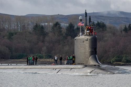 Tàu ngầm Nga thách thức vị thế thống trị đại dương của Mỹ 3