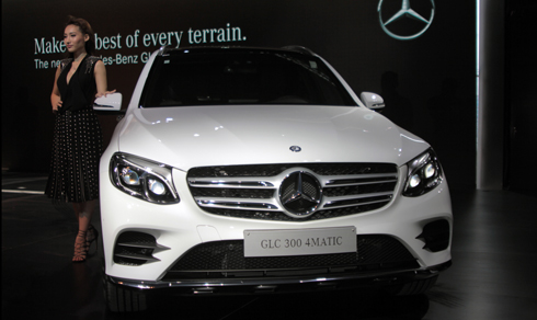 Mercedes GLC giá từ 1,77 tỷ Việt Nam 1