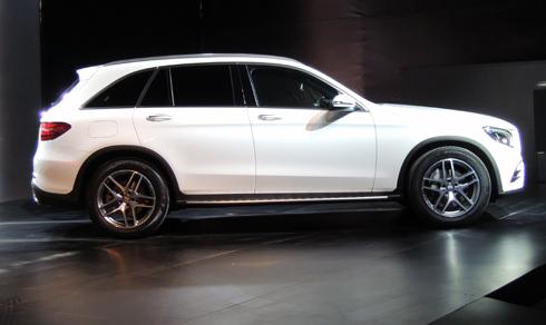 Mercedes GLC giá từ 1,77 tỷ Việt Nam 2