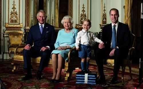 Bí quyết giúp hoàng tử bé nước Anh cao đột biến trong tem ảnh đầu đời