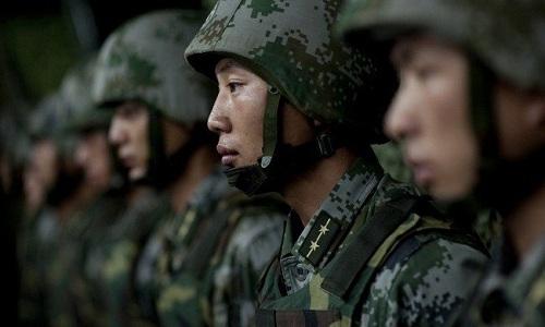 Trung Quốc điều hàng nghìn lính tới biên giới Triều Tiên
