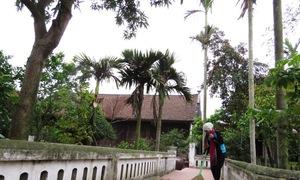 Nhà gỗ quý trăm tuổi của quan Tổng đốc Sơn Tây