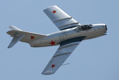 Mig-15 - tiêm kích khiến Mỹ bị sốc trên chiến trường Triều Tiên 1