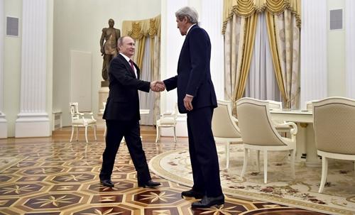 Ngoại trưởng Nga, Mỹ - bộ đôi nồng ấm giữa căng thẳng 2