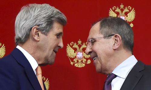 Ngoại trưởng Nga, Mỹ - bộ đôi nồng ấm giữa căng thẳng 1