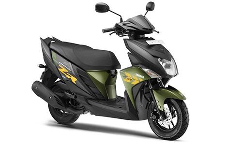 Yamaha Cygnus Ray-ZR - xe ga cỡ nhỏ giá 780 USD 1