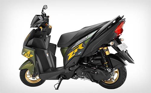 Yamaha Cygnus Ray-ZR - xe ga cỡ nhỏ giá 780 USD 2