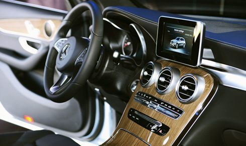 Mercedes GLC - giấc mộng ngôi vương SUV tại Việt Nam 3
