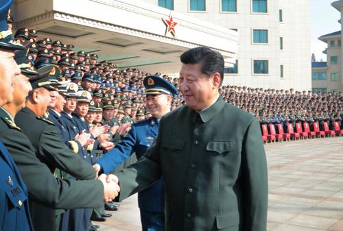 Hành trình chế ngự quân đội Trung Quốc của ông Tập 3