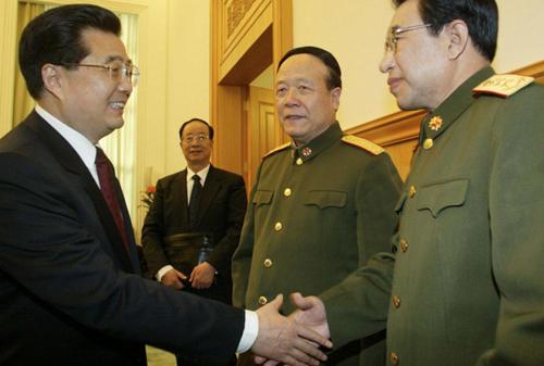 Hành trình chế ngự quân đội Trung Quốc của ông Tập 2