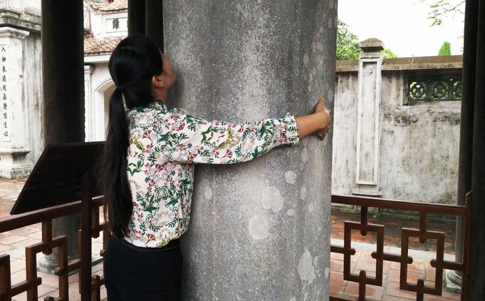 Cột Kinh Phật hơn nghìn năm tuổi ở Cố đô Hoa Lư
