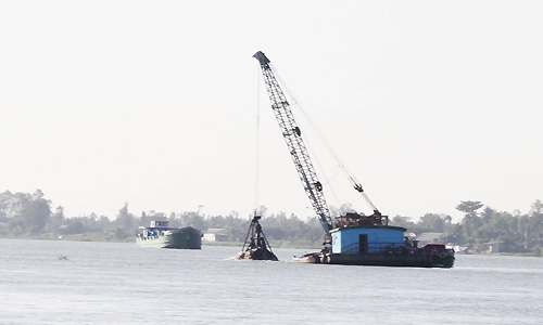 4 thách thức đe dọa đồng bằng sông Cửu Long 2