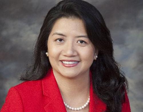 Bà Thuy Thi Nguyen. Ảnh:Mercury News