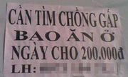 Những thông báo tuyển dụng 'chất nhất Việt Nam'