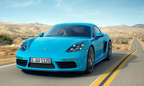 Porsche 718 Cayman 2016 giá từ 3,54 tỷ tại Việt Nam 1