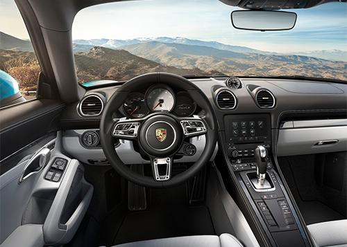Porsche 718 Cayman 2016 giá từ 3,54 tỷ tại Việt Nam 2