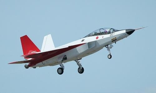 Tiêm kích tàng hình X-2, át chủ bài Nhật dè chừng Trung Quốc 1
