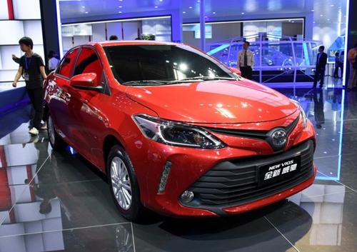 Toyota Vios 2016 nâng cấp thiết kế mới 1