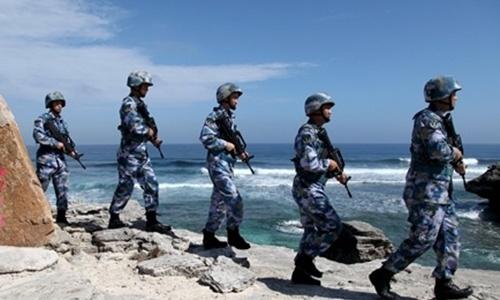 Đảo nhân tạo Trung Quốc - ngòi nổ xung đột ở Biển Đông 1