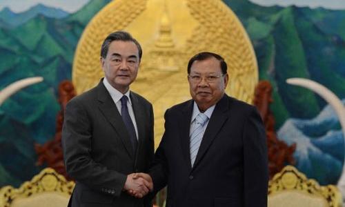 Dấu chân Trung Quốc tại Lào gây nghi ngại về vấn đề Biển Đông 2