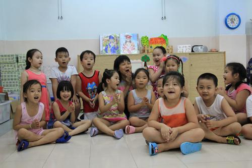 Nhà trẻ đầu tiên ở Sài Gòn mang tên ngày thống nhất 1