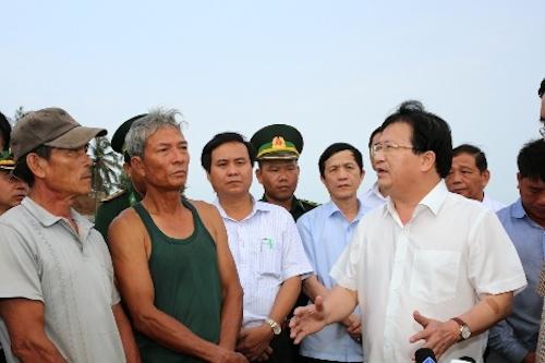 Ngư dân đề nghị Chính phủ hỗ trợ tiêu thụ hải sản đánh bắt xa bờ 1