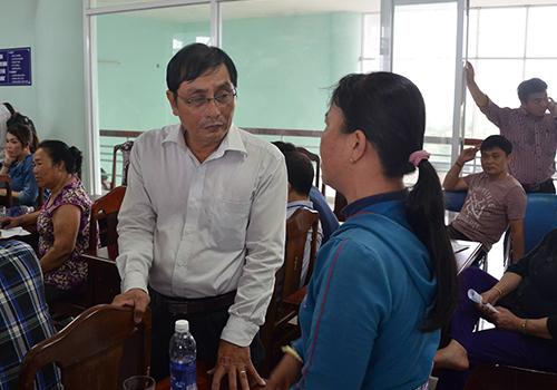 Đà Nẵng đối thoại với ngư dân, tiểu thương sau vụ cá chết 2