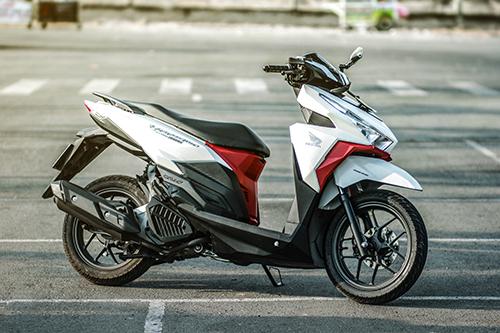 Honda Vario 150 - xe tay ga 70 triệu đồng về Việt Nam 1