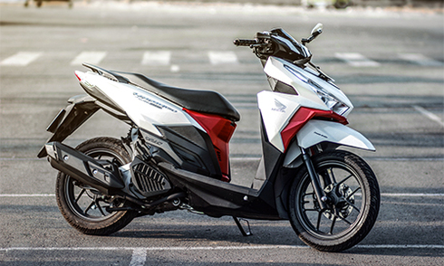 Honda Vario 150 - xe tay ga 70 triệu đồng về Việt Nam