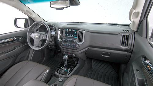 Chevrolet Colorado 2017 - bản nâng cấp chào Đông Nam Á 2