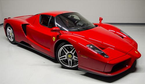 Ferrari Enzo đời 2003 giá 2,7 triệu USD trên ebay 1