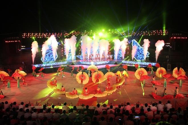 Carnaval Hạ Long 2016 khai hội