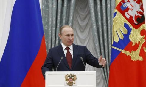 Putin sa thải một loạt quan chức cấp cao