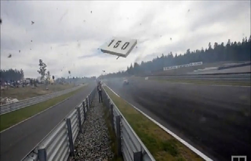 """Drift """"điên cuồng"""" ở tốc độ 220 km/h 1"""