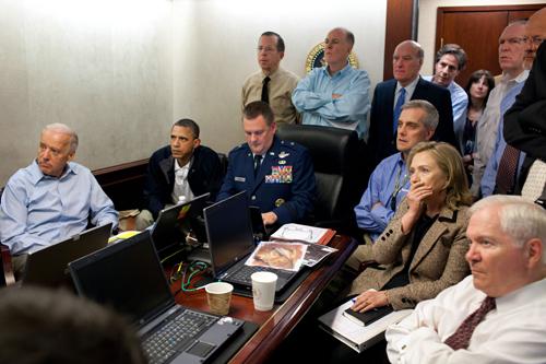 Obama kể về cuộc tranh luận trước khi diệt bin Laden 1
