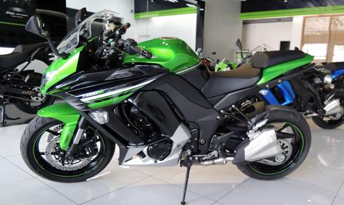Kawasaki Z1000SX giá 409 triệu đồng cho dân chơi Việt Nam 1