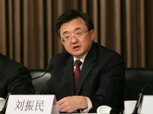 Thứ trưởng Ngoại giao Trung Quốc Lưu Chấn Dân. Ảnh: UN.