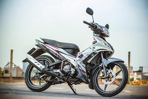 Yamaha Exciter 135 nhập Thái giá 66 triệu tại Việt Nam 1